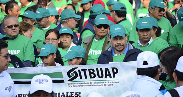 Anulan elección de comité de Sitbuap de 2016 por estar viciado