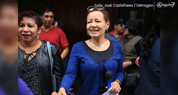 Ordenan dar toma de nota a Susana Vidal como líder de sindicato de Comuna