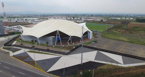 Invertirán 19 mdp para rehabilitar complejos deportivos de Puebla