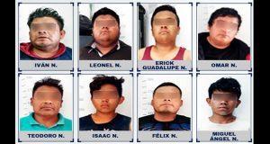 Dan prisión preventiva a banda por robo de $230 mil en Xiutetelco