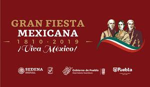 Gran fiesta mexicana