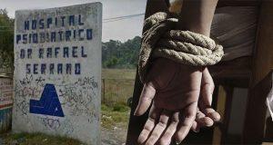 """ONGs documentan abusos en """"El Batán""""; amarran a pacientes para """"controlarlos"""""""