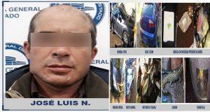 FGE realiza cateos y asegura siete autos, autopartes y narcóticos