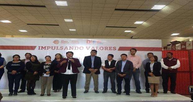 Yakult dará taller a empelados de la Comuna de San Andrés Cholula