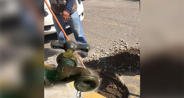 Aprobarán prohibición de cortes de agua después del 15 de septiembre