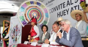 Mixtecos en EU, entre 602 danzantes para Huey Atlixcáyotl 2019