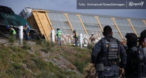 Baja 31% robo a trenes en Puebla, pero es tercero con más casos en 6 meses