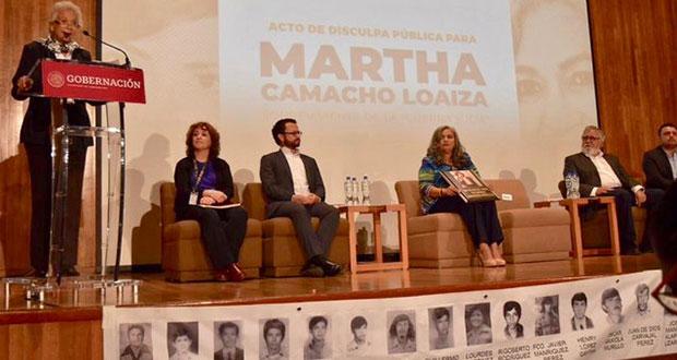 """Gobierno mexicano ofrece disculpa a víctimas de la """"Guerra Sucia"""""""