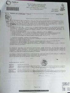 Con poder, buscan lucrar con 78 ha de cerro Zapotecas, acusan en Zacapechpan
