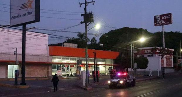 Ejecutan a 5 personas en terminal de autobuses en Cuernavaca