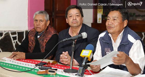 Recuperan tierras en La Resurrección y piden a Comuna reconocerlos como dueños