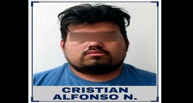 Por extorción, Fisdai detiene a hombre en la colonia Chapultepec
