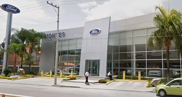 Agencia de Ford cierra operaciones en Celaya por balacera y amenazas