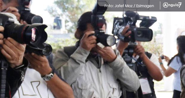 Puebla suma 10 agresiones a la prensa en primer semestre: Artículo 19