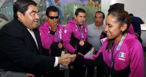 Se apoyará el deporte popular y de alto rendimiento: Barbosa