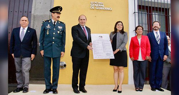 Inicia gobierno de Puebla actividades conmemorativas por Independencia