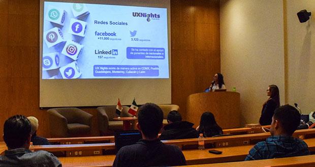 Profesionales y emprendedores comparten ideas de marketing en Udlap
