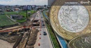 SCT, sin proyectar inversión en magnas obras carreteras para Puebla en 2020