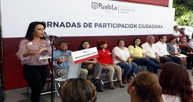 En San Baltazar Campeche terminan juntas de participación ciudadana