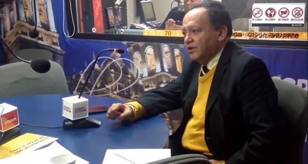 Presidente del Tribunal de Arbitraje, José Luis Ayala, es detenido