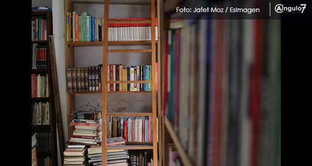 El 10% de las bibliotecas públicas de Puebla están en el abandono: directora