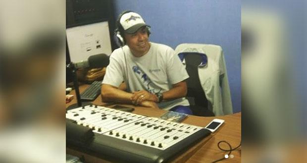 Locutor de La Tropical, de los 40 heridos en volcadura de Veracruz