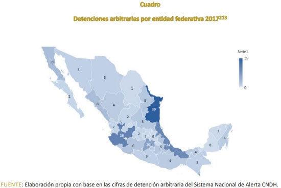 CNDH registra 5 detenciones ilegales en Puebla; FGE y SSP no respondieron
