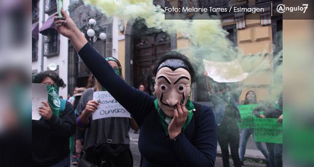 Ayuntamiento no criminalizará marchas proaborto: Segom