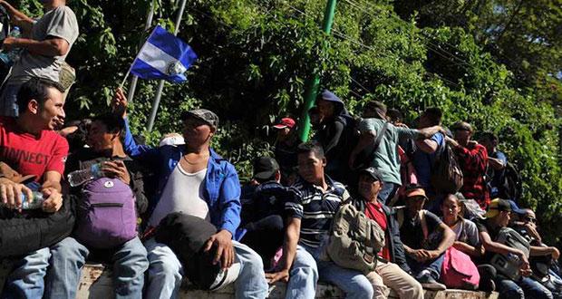 El Salvador se volverá refugio de migrantes que buscan asilo en EU