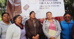 Con asesoría de SE, mujeres de Calpan van por exportar mole a EU