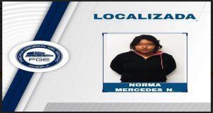 Norma Mercedes finge su embarazo y desaparición; FGE la encuentra