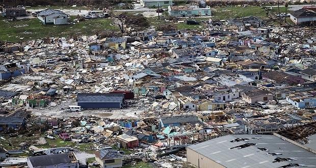 Suman 30 muertos por el paso del huracán Dorian en las Bahamas