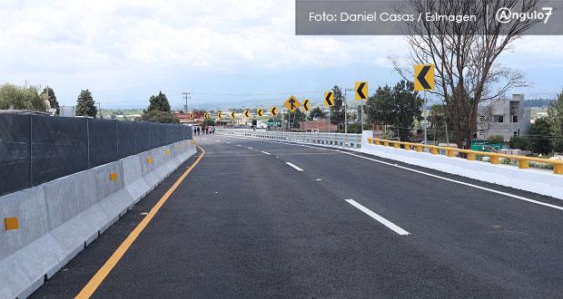 Gobierno de AMLO proyecta recorte del 55% en conservación carretera de Puebla