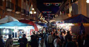 permisos en 5 de Mayo para ambulantes por fiesta patrias