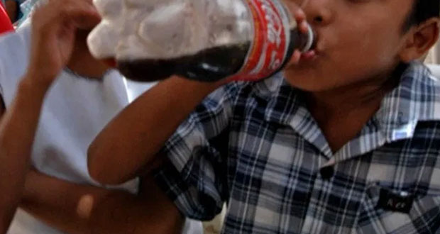 Los más pobres son los que más compran refrescos en México: Anprac