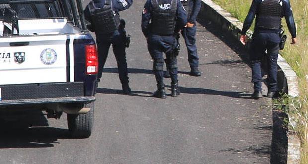 Continúa investigación por retención de policías en Cañada Morelos: FGE