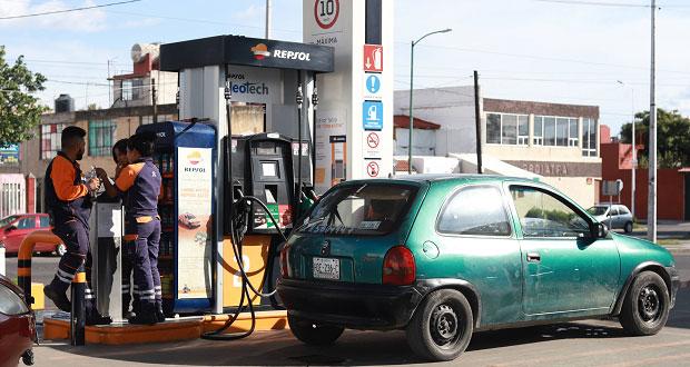 """""""Aumento en precios de gasolinas"""" es noticia falsa: Presidencia"""