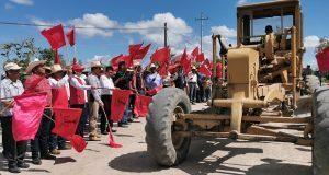 Con inversión de 16 mdp, rehabilitarán tramo de la Tula-Ahuatempan