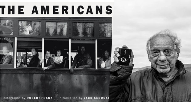 A los 94 años muere el importante fotógrafo Robert Frank