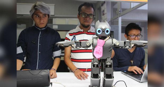 Desarrollan en la UPP robot que podría identificar las emociones