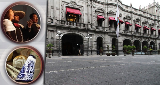 Todos los sábados serán de arte en el palacio municipal de Puebla