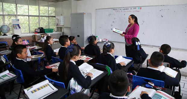 """""""Nueva Escuela Mexicana"""" recuperará valores en aulas: SEP estatal"""