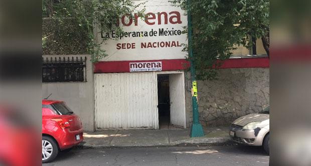 En consejos y comités de Morena, sólo hay 2 reelecciones: CNHJ