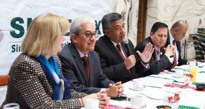 Sindemex propone a Gabriel Hernández para el Sistema de Búsquedas