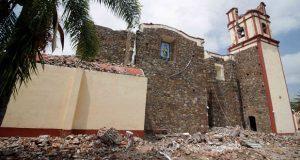 Arquidiócesis de Puebla, la más afectada por sismo de 19-S: estudio