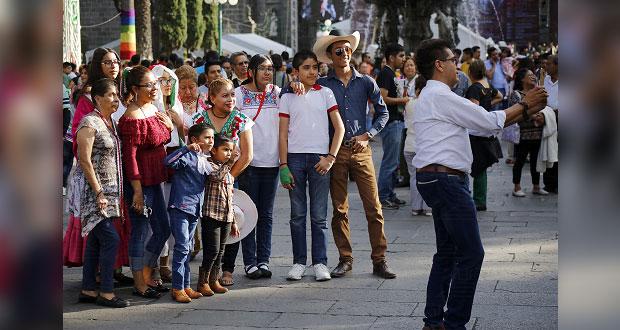 En puente patrio, turismo en Puebla capital subió 37%; en estado, 19%