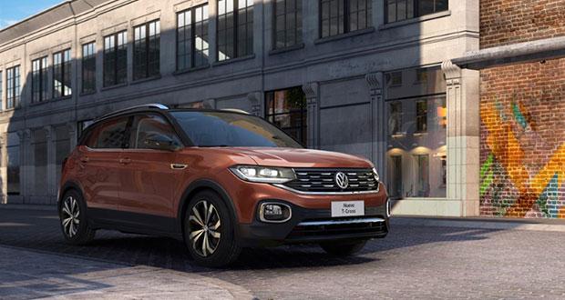 Volkswagen presenta en México su nueva SUV deportiva, la T-Cross