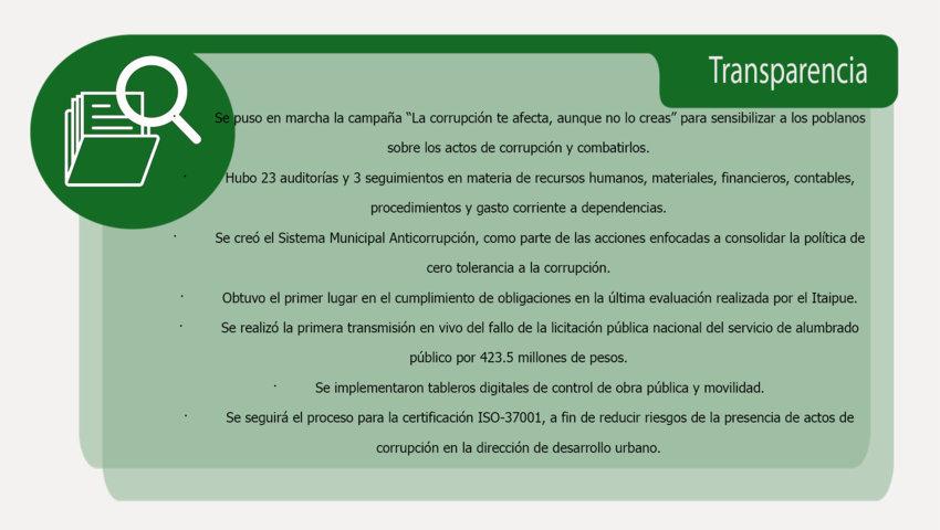 Rivera anuncia modernización de la CAPU y revitalización del barrio de Analco
