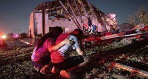Al menos 85 mil hogares son afectados por un tornado en Dallas