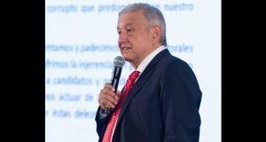 AMLO sostiene que no encubrirá a superdelegados por fraude electoral